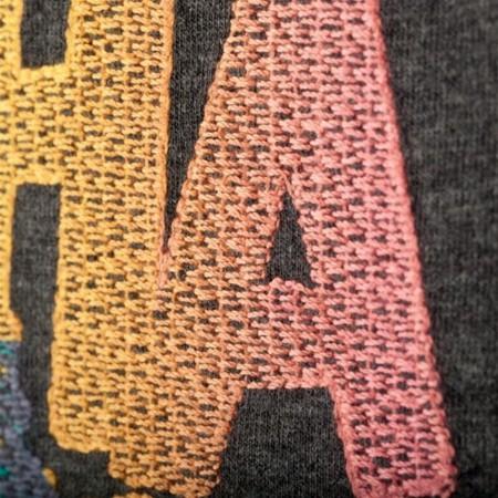 DC Comics Joker HAHAHA Thread Pixel Men's T-Shirt