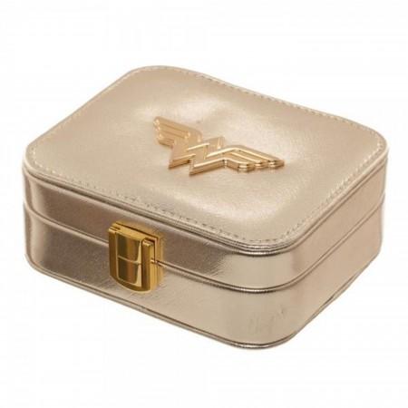 Wonder Woman Jewelry Set & Case