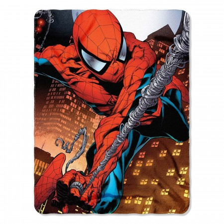 Spider-man Blanket