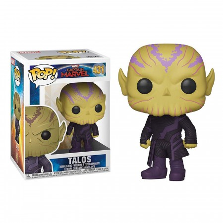 Pop! Marvel: Captain Marvel - Talos