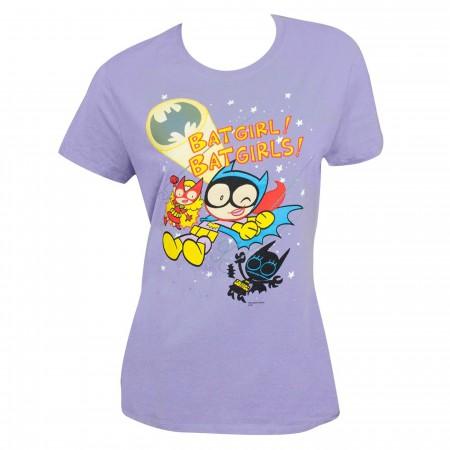 Teen Titans Batgirls! Women's T-Shirt