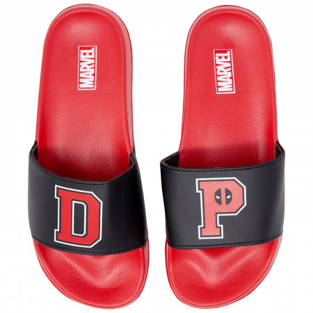 Deadpool Varsity Slippers