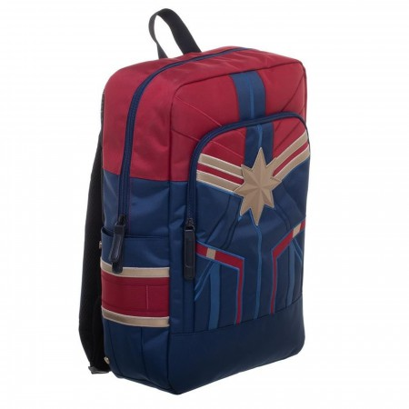 Captain Marvel Logo Backpack