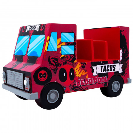 Deadpool Organizer Truck - Safe for Food or Whatever Else