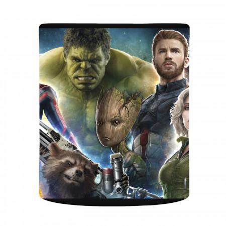 Avengers Infinity Wars Team 15oz Coffee Mug
