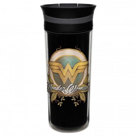 Wonder Woman Travel Cup