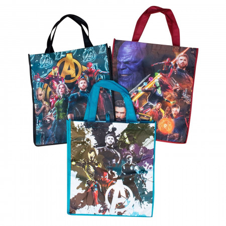 Avengers Infinity War Tote Bag 1 of 3