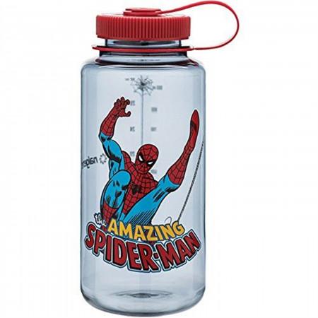 Spider-Man in Action Nalgene Tritan 32oz Water Bottle