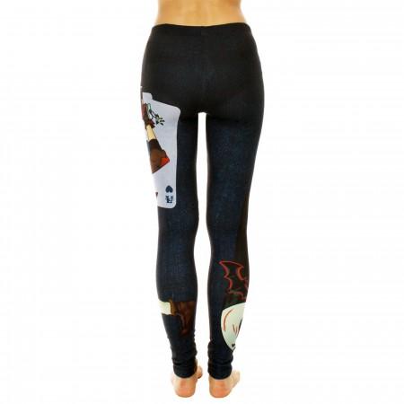 Harley Quinn Bombshell Leggings
