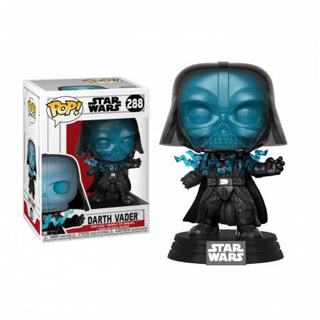 POP Star Wars: Electrocuted Vader