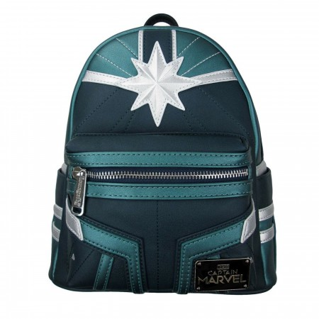 Captain Marvel Movie Costume Mini Backpack