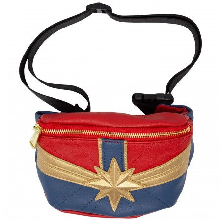Captain Marvel Movie Costume Fanny Pack