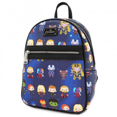 New Avengers Chibi Mini Backpack