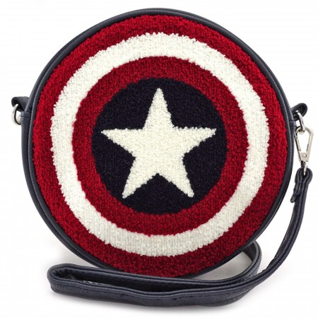 Captain America Shield Purse