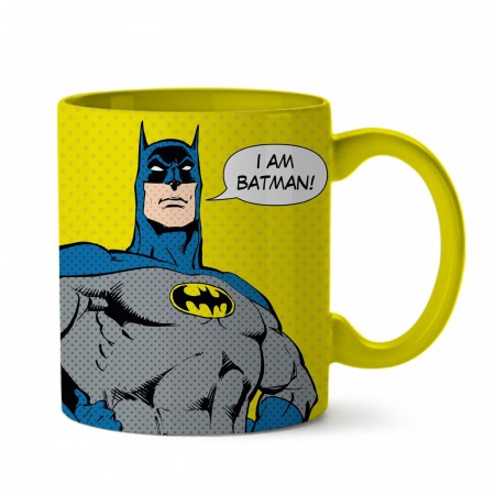 I Am Batman 14 oz Ceramic Mug
