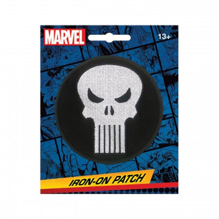 Punisher Symbol Patch