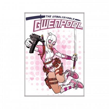 Gwenpool Magnet