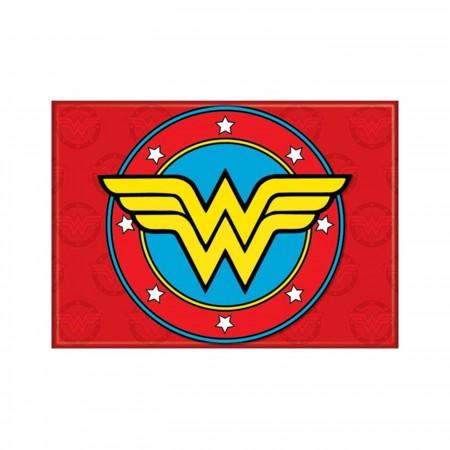 Wonder Woman Classic Symbol Magnet