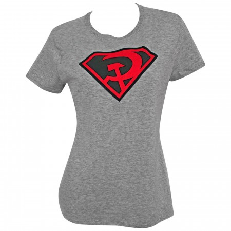 Superman Red Son Symbol Women's T-Shirt