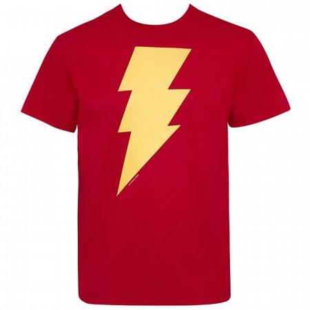 Shazam! Symbol Men's T-Shirt