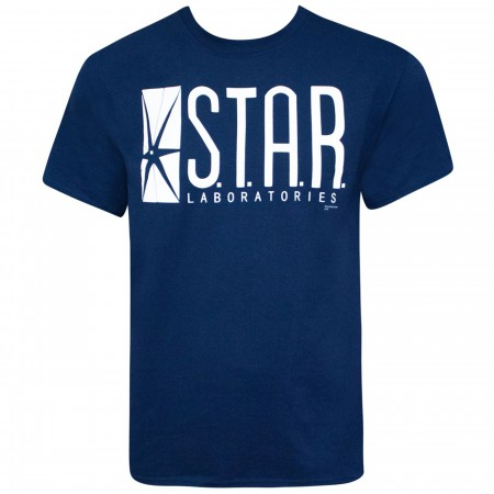 Star Laboratories Navy Men's T-Shirt