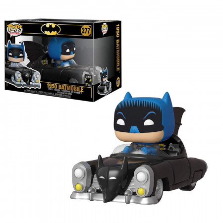 Pop! Rides: Batman 80th - 1950 Batmobile