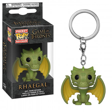 Pop Keychains: GOT S10 - Rhaegal