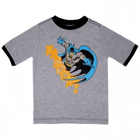 Kaboom Batman Toddler T-Shirt