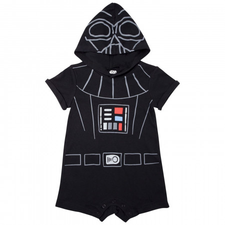 Star Wars Darth Vader Costume Infant Creeper