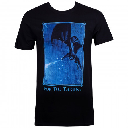 Ice Dragon Game of Thrones Men's T-Shirt