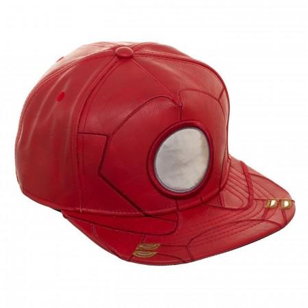 Iron Man Suit up Snapback