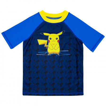Pokemon Juvy Rashguard Swimwear