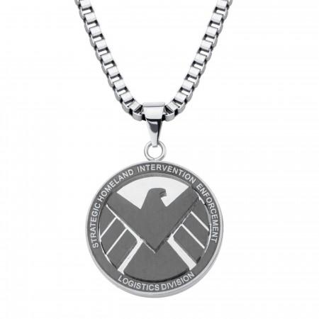 Marvel SHIELD Pendant Necklace