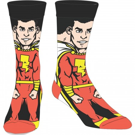 Shazam Movie Character Socks