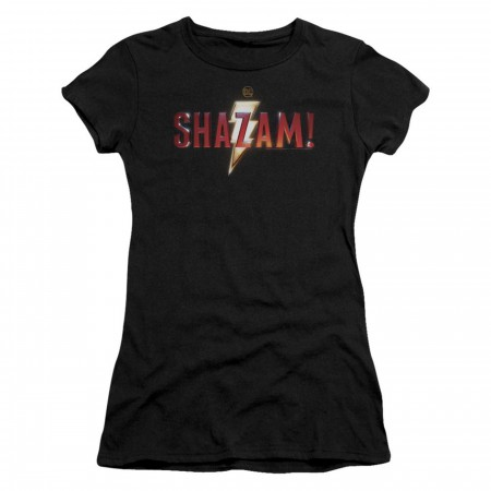 Shazam Movie Logo Women's T-Shirt