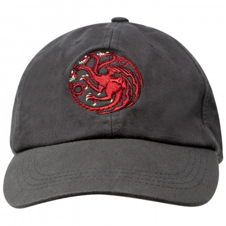 Game of Thrones Targaryen Sigil Dad Hat