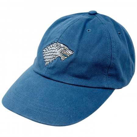 Game of Thrones Stark Sigil Dad Hat