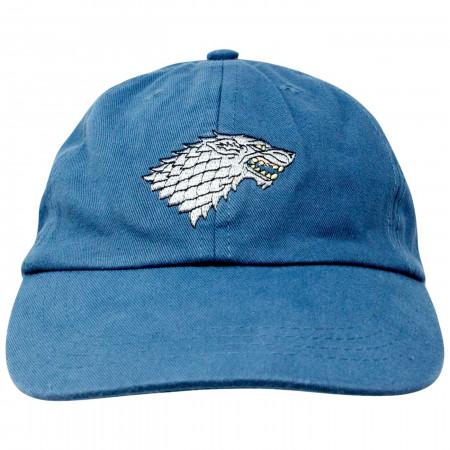 Game of Thrones Stark Sigil Dad Hat