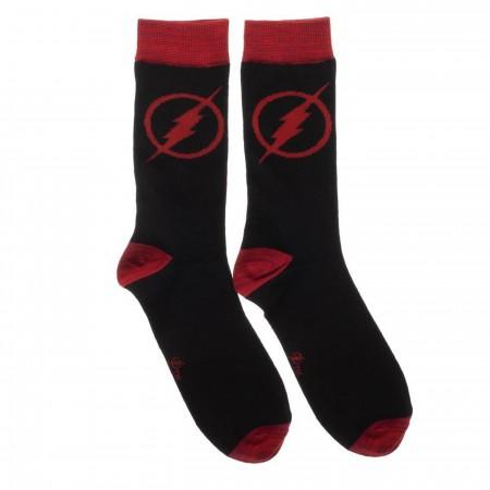 Flash DC Comics Two Pack Crew Socks