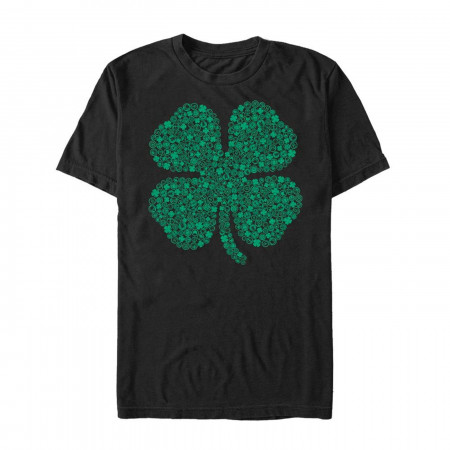 Marvel Shamrock Icons St Patrick's Day T-Shirt