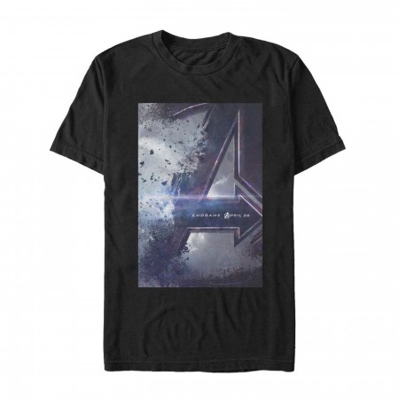 Avengers: Endgame Movie Poster Men's T-Shirt