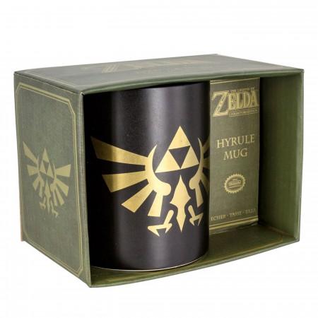 Zelda Hyrule Ten Ounce Mug