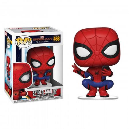Pop! Spider-Man: Far From Home - Spider-Man (Hero Suit)
