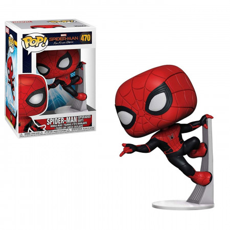 Pop! Spider-Man: Far From Home - Spider-Man Upgraded Suit