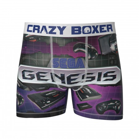 Sega Genesis Men's Underwear Boxer Briefs