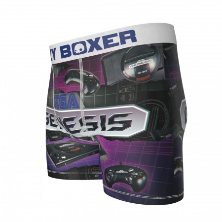 Sega Genesis Men's Underwear Boxer Briefs