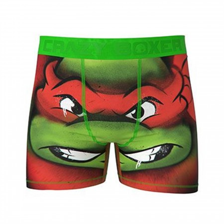 Teenage Mutant Ninja Turtles' Raphael Men's Underwear Boxer Briefs