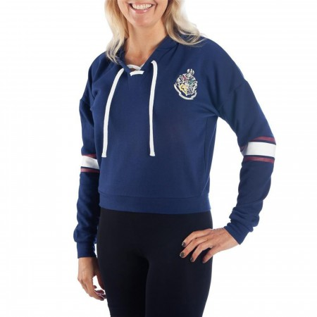 Harry Potter Hogwarts Women's Hooded Pullover