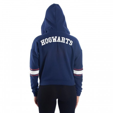 Harry Potter Hogwarts Women's Hooded Pullover