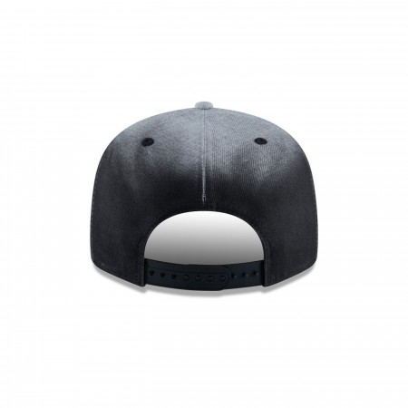 Black Panther Logo Dark Grey New Era 9Fifty Adjustable Hat